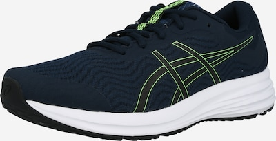 ASICS Running Shoes 'Patriot 12' in Navy / Lime, Item view
