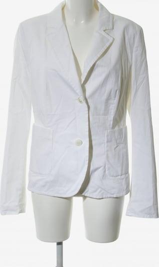 PETIT BATEAU Longsleeve in M in weiß, Produktansicht