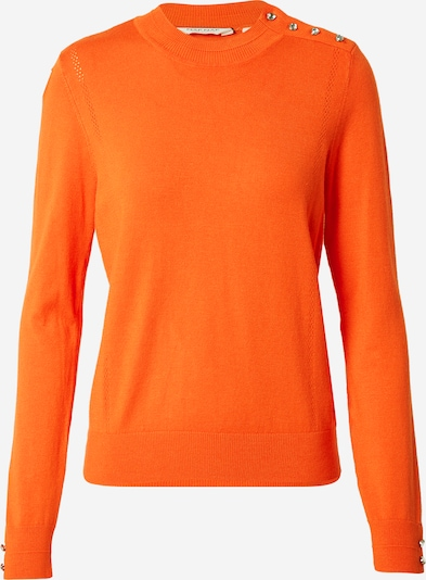 NAF NAF Pullover 'MANHATTAN' in orange, Produktansicht