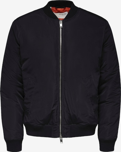 SELECTED HOMME Jacke in schwarz, Produktansicht