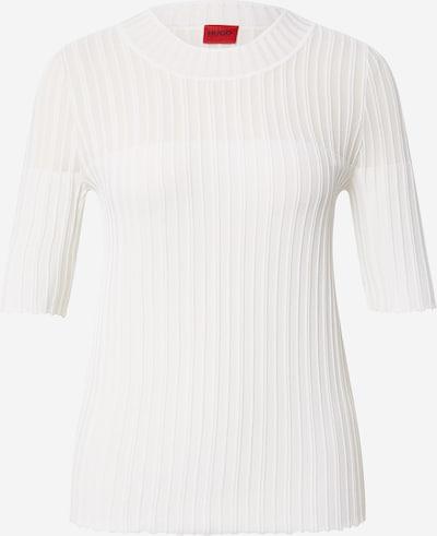 HUGO Pullover 'Shomany' in weiß, Produktansicht