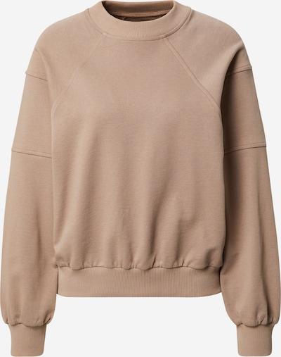 A LOT LESS Sweatshirt 'Kate' - (GOTS) in beige, Produktansicht