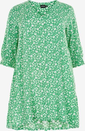 GOZZIP Tunika 'Karoline' in jade / weiß, Produktansicht