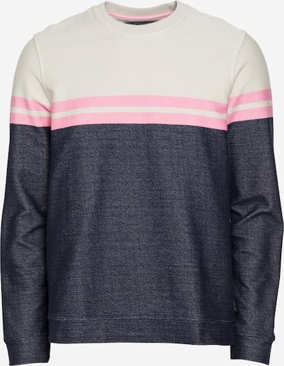 Ted Baker Sweatshirt 'Lawn' in nude / nachtblau / hellpink, Produktansicht