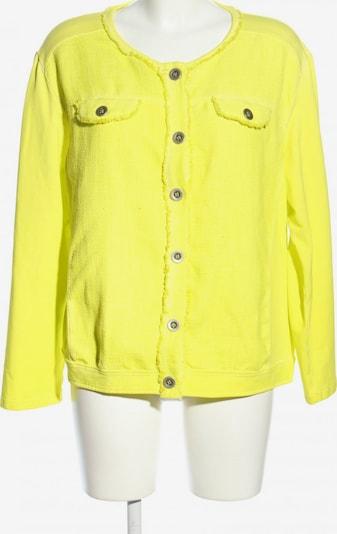 Doris Streich Shirtjacke in XXL in pastellgelb, Produktansicht