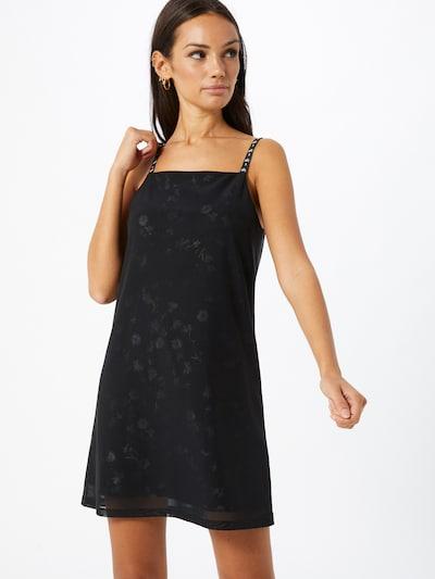 Calvin Klein Jeans Kleid in schwarz, Modelansicht