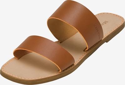 Marc O'Polo Sandale in braun, Produktansicht