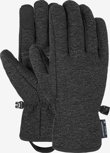 REUSCH Fingerhandschuhe 'Poledome R-TEX® XT' in anthrazit, Produktansicht