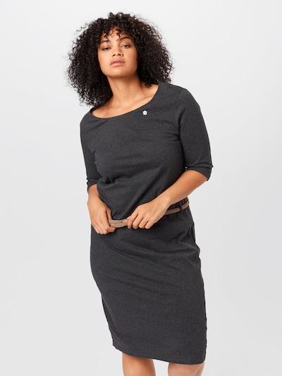 Rochie 'TAMILA' Ragwear Plus pe gri închis, Vizualizare model