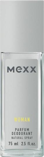 MEXX Deodorant in silber / transparent, Produktansicht
