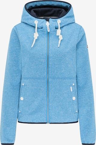 ICEBOUND Fleece Jacket in Blue