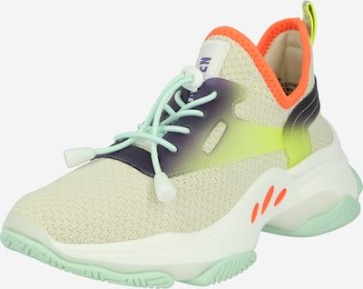 STEVE MADDEN Sneaker 'Match' in gelb / dunkellila / orange, Produktansicht
