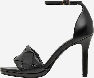 Bianco Pumps in de kleur Zwart, Productweergave