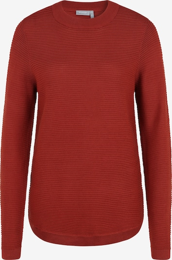 Fransa Pullover FXTONE 2 in rot, Produktansicht