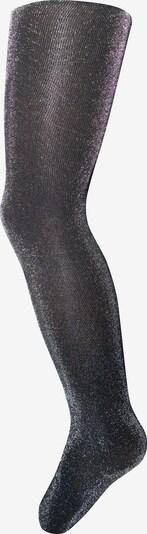 EWERS Strumpfhose in schwarz / silber, Produktansicht