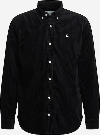 Carhartt WIP Hemd 'Madison' in schwarz, Produktansicht