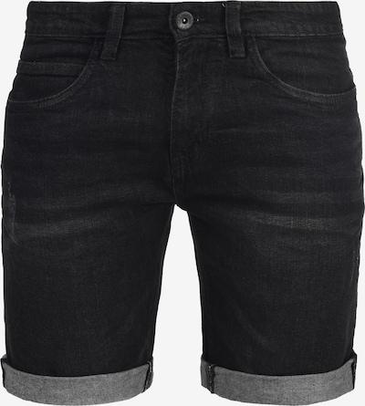 INDICODE JEANS Jeansshorts 'Quentin' in schwarz, Produktansicht