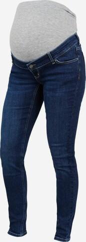 MAMALICIOUS Jeans 'Savanna' in Blue