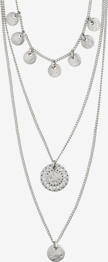 Pilgrim Halsband 'Arden' i silver, Produktvy