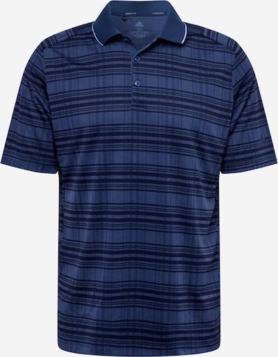 adidas Golf Funkčné tričko - modrá / námornícka modrá, Produkt