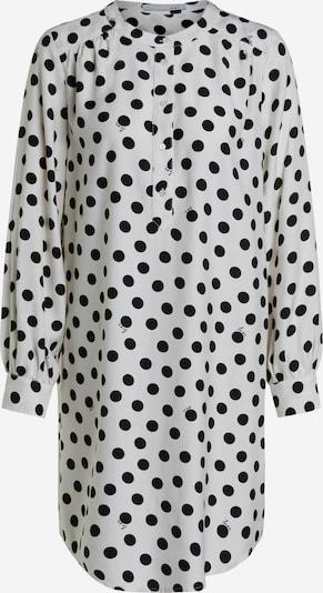 OUI Kleid in beige / schwarz, Produktansicht