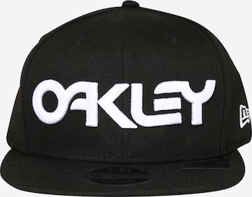 OAKLEY Spordinokamüts 'Mark II', värv must