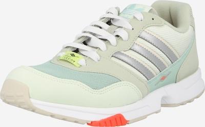 ADIDAS ORIGINALS Sneaker 'ZX 1000 C' in grau / mint / pastellgrün, Produktansicht