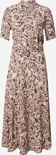 KAREN BY SIMONSEN Kleid 'Ilari' in beige / indigo / hellbraun, Produktansicht