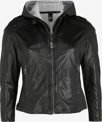 Gipsy Lederjacke GGAbby CF LAMAS in schwarz, Produktansicht