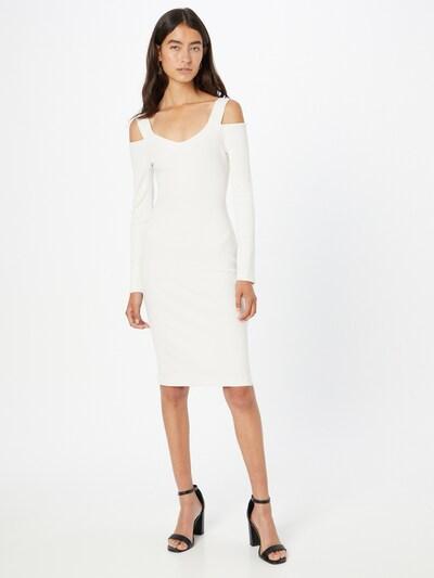 GUESS Kleid 'ANNAGRETA' in weiß, Modelansicht