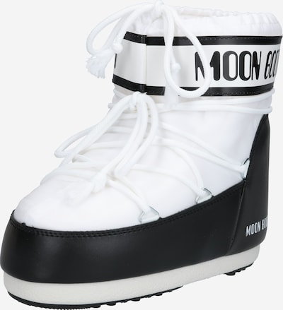 MOON BOOT Snow boots in white, Item view