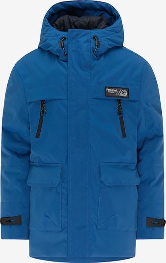 Petrol Industries Veste d'hiver en bleu ciel / gris clair / noir, Vue avec produit