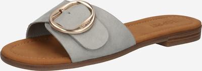 ESPRIT Mule 'Nilla' en gris clair, Vue avec produit