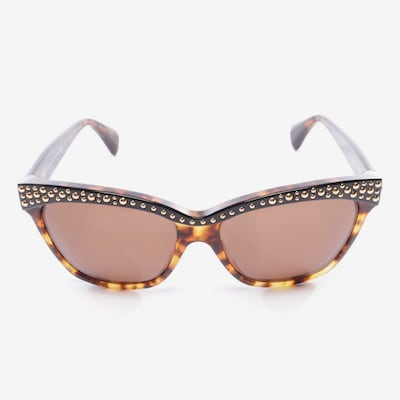 Alexander McQueen Sunglasses in One size in Brown, Item view