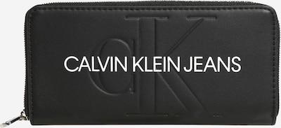 fekete / fehér Calvin Klein Jeans Pénztárcák, Termék nézet