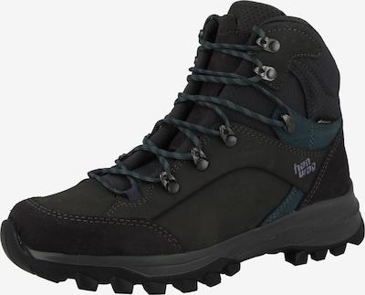 HANWAG Boots in de kleur Grijs / Donkergroen / Zwart, Productweergave