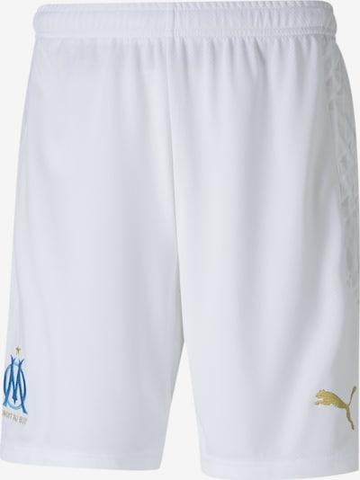 PUMA Sportbroek 'Olympique de Marseille Replica' in de kleur Wit, Productweergave