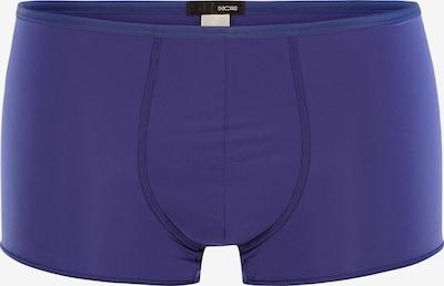 HOM Enganliegende Boxershorts ' Plume ' in blau, Produktansicht