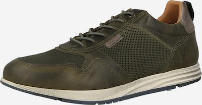 BULLBOXER Sneakers laag in de kleur Donkergroen, Productweergave