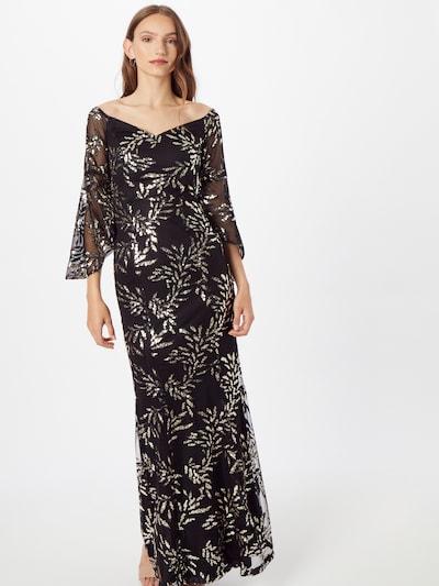 Lipsy Kleid 'LATIFFA' in schwarz / silber, Modelansicht