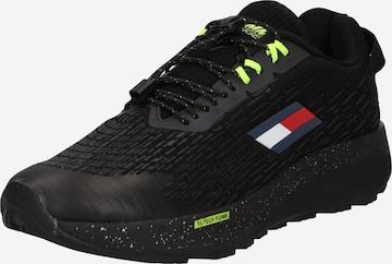 Tommy Sport Sportsko i svart