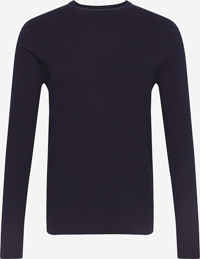 Only & Sons Пуловер 'PEAK 12' в тъмносиньо, Преглед на продукта