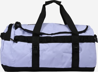 THE NORTH FACE Rejsetaske 'Base Camp Duffel' i lavendel / sort, Produktvisning