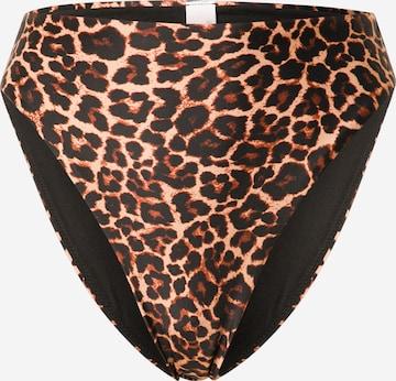 Bas de bikini hunkemöller x NA-KD en beige