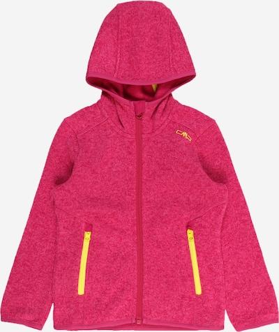 CMP Flīsa jaka dzeltens / rozā, Preces skats