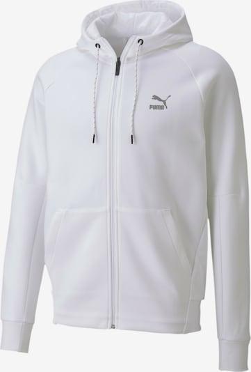 PUMA Sweatshirt in de kleur Wit, Productweergave
