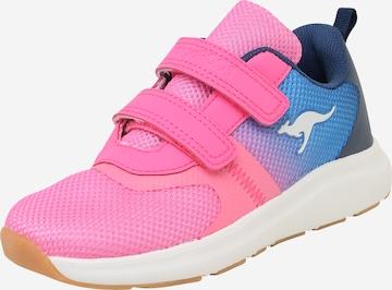 KangaROOS Sneaker 'KB-AGIL V' in Pink