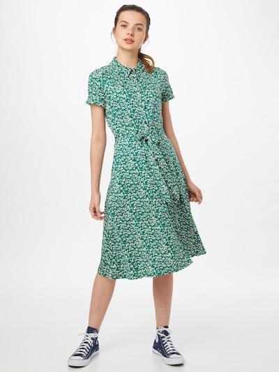 Rochie tip bluză 'Perris' King Louie pe verde / mai multe culori, Vizualizare model