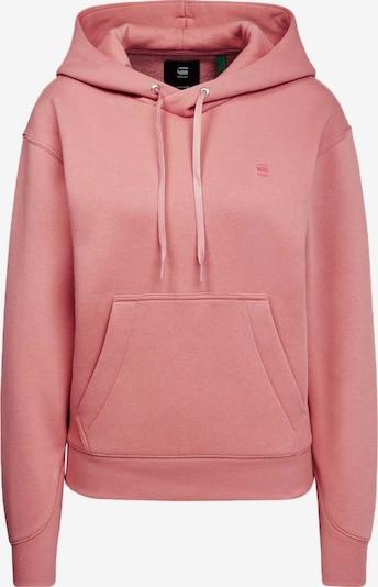 G-Star RAW Sweatshirt in rosa, Produktansicht