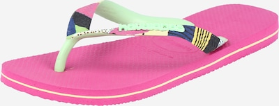 HAVAIANAS Varbavaheplätu segavärvid / roosa, Tootevaade
